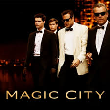 the look, the feel of Magic City www.technologytell.com