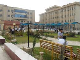 the medical college before invasion. It doesn't look like this anymore but it is still functioning